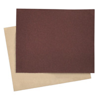 Production Paper 230 x 280mm 60Grit Pack of 25 | SEALEY PP232860