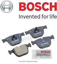 For BMW F01 F02 F07 535i GT 740Li 740i Alpina B7 10-17 Rear Brake Pad Set Bosch