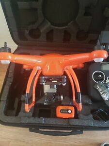 Autel Robotics X-star Premium 4K Camera Drone With Case and Accessories.