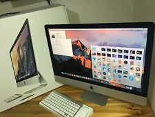 "Apple iMac 27 ""Retina 5K i5 3,3 Ghz, RAM 32 GB, HDD 1TB modello 2015"