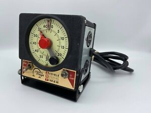 1960's Simmon Omega Audible Repeating Timer   Darkroom Timer M-59 J-2970