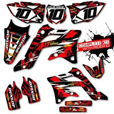 2002 2003 2004 HONDA CRF 450R GRAPHICS KIT CRF450 MOTOCROSS DIRT BIKE DECALS