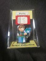 Set of 3 Hallmark 2000 Merry Miniatures Kids Collection Trooper