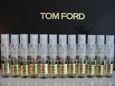 TOM FORD 2 BEST SELLER PERFUMES TOBACCO VANILLE + TUSCAN LEATHER   2ml ATOMIZERS