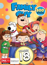Family Guy - Season 18 : NEW DVD
