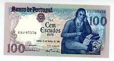 Portugal ... P-178d ... 100 Escudos ... 1985 ... *UNC*
