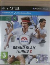 GRAND SLAM TENNIS 2 GIOCO PS3 PLAYSTATION 3 PAL NUOVO SIGILLATO
