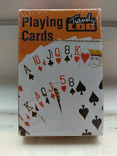 Pack Of Playing Cards - Globe Design - Full Size Card Deck