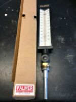 """Palmer Industrial Thermometer 9"""" 9FL3.5  30/240 Lot of 10"""