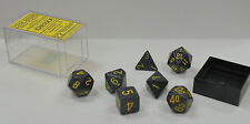 Dungeons & Dragons Fantasy 16mm 7 Piece Dice Set: Speckled Urban Camo 25328