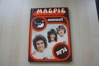 MAGPIE ANNUAL 1974. Excellent Condition! Un-clipped