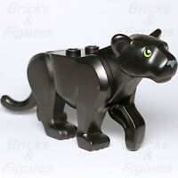 New Town City Jungle LEGO® Black Panther Large Cat Animal from set 60159 Genuine
