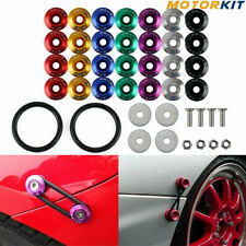 Quick Release Fastener For Car Auto Bumper Trunk Fender Hatch Lid Kit Assembly