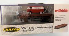 Carson 1 87 H0 VW Bus T1 Märklin M.niederbordw 500504132