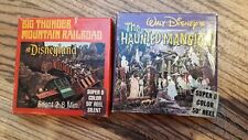 Walt Disney-  The Haunted Mansion/Big Thunder Mountain Railroad - Super 8