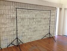 Photography Video Backdrop Background Stand Backdrop Support System  REF