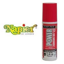 Napier Power Air Gun Oil 120ml Non-Pressurised Pump Spray VP90