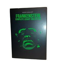 Frankenstein Complete Legacy Collection (DVD, 2020, 4-Disc)  classic horror;Gift