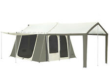 KODIAK 12 X 9 FT. CABIN 6 PERSON WATER PROOF CAMPING TENT W/ DELUXE AWNING 6133