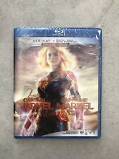 Captain Marvel (Blu-ray + Digital Code, Bilingual)