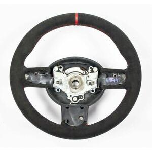 Neubeziehen Alcantara Lenkrad Leder Mini Cooper S R50 R53 199-1