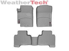 WeatherTech Floor Mats FloorLiner - Suzuki Grand Vitara - 2006-2013 - Grey