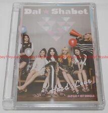 New Dal shabet Hard 2 Love First Limited Premium Edition CD Photobook 32P Japan