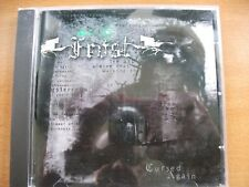 FROST - CURSED AGAIN CD