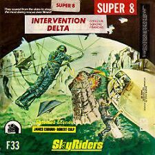 "Film Super 8: Intervention Delta ""Sky Riders"""