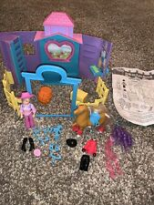 Polly Pocket Ride-In-Style Ranch Doll Horse Accessories And Instructions