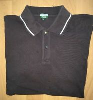 Paul Smith Jeans Polo Shirt In Black Size Large