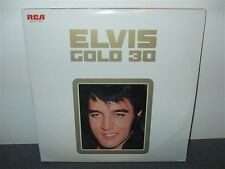 Elvis Presley . Elvis Gold 30 . 2 LP Set . Korea  XLPL-2-7212