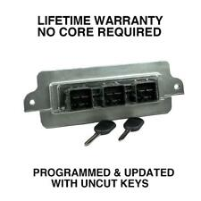 Engine Computer Programmed with Keys 2006 Ford Escape 5L8A-12A650-AVA HJA0 2.3L