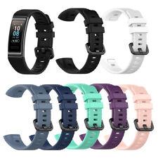 Ersetz Silikon Armband Uhrenarmbänder Strap für Huawei Band 4 Pro TER-B29S Watch