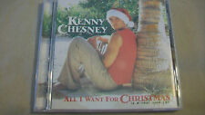 All I Want for Christmas Is a Real Good Tan by Kenny Chesney (CD, Oct-2003, BNA)