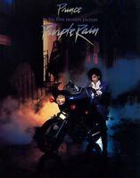 "Purple Rain 1984 Prince Rogers Nelson Music Movie Art Poster 18x12 36x24 40x27/"""