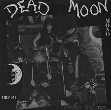 DEAD MOON Strange Prey Tell LP rats lollipop shoppe pierced arrows fred cole 7