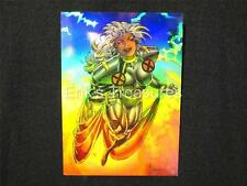 X-Men Series 2 Storm Holithogram Hologram Insert Trading Card H-3 NEAR MINT!