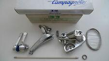 Vintage NOS 80's Campagnolo Croce D'Aune  derailleur/shifter set mint