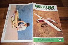 MODELLBAU und BASTELN  # 7/1961 -- Zeitschrift für DDR Heimwerker / Geburtstag ?