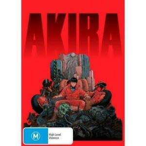 Akira Limited Edition 4K Ultra HD + Blu-ray BRAND NEW Region B