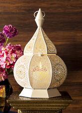 Orientalisches Licht Wunderlampe Windlicht Laterne Kerzenhalter Dekolicht NEU