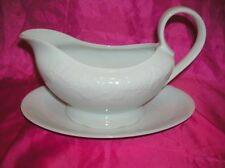 Limoges Sauvage Lauvage Gravy Boat
