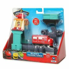 Tomy Die Cast Chuggington Wilson's Training Tower 3+