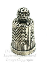 GOLF BALL THIMBLE Great Value Womens Ladies Golfer Gift Boxed Prize NEW
