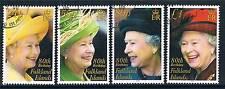 Falkland Is 2006 Queens 80th Birthday SG 1038/41 CTO