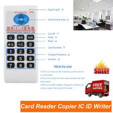 RFID 125KHz EM4305 Bianco Carte Scrivibili riscrivere YARONGTECH Confezione da 10