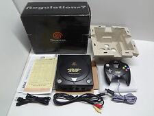 Dreamcast System Regulation 7 / R7 System Sega Dreamcast Japan VGOOD