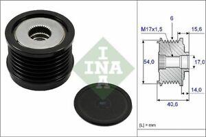 INA (535 0230 10) Freilauf Lichtmaschine, Generator für ALFA FIAT LANCIA