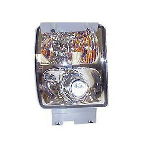 New Cadillac Front Driver Side Turn Signal / Fog Light Assembly 20972731 OEM